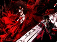 elfen lied hentai gallery gallery hellsing wallpaper death comic