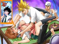 eyeshield 21 hentai pictures eyeshield hentai mizore collections pictures luscious