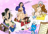 fairy hentai pics dce ahgot bacchus groh cana alberona evergreen fairy tail happy levy mcgarden elfman strauss gajeel redfox