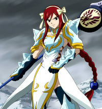 fairy tail erza hentai photos erza light empress armor anime clubs photo