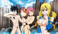 fairy tail hentai stories natsu dragneel gray fullbuster lucy heartfilia fairy tail hentai