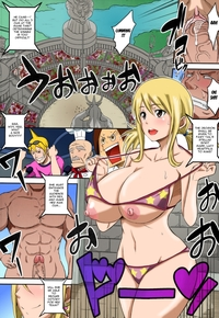 fairy tale hentai porn fairy tail bitch lucy heartfilia color xxx