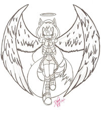 fairy tell hentai pre guardian angel dawnvalentine gyn morelikethis fanart anthro traditional
