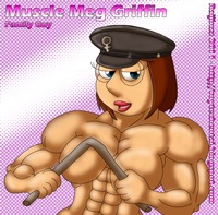 family guy e hentai megmusclecap muscle meg