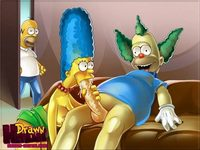 famous cartoon hentai gallery juicytoon lisa simpson pictures cartoon bart