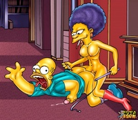 famous toon hentai galleries simpsons futanari hentai click here busty marge simpson cartoons