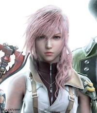 ff lightning hentai ffxiii lightning rose pvr