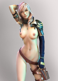 ff lightning hentai lightning farron dbabes final fantasy media