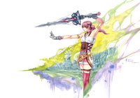 ff13 serah hentai final fantasy serah farron sword mode nick ian