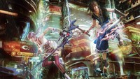 ff13 serah hentai video games rain final fantasy xiii serah farron wallpaper hentai