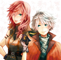 ffxiii lightning hentai gallery safe misc hope lightning love bioware final fantasy xiii definitely rpg