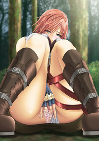 final fantasy 13 lightning hentai page