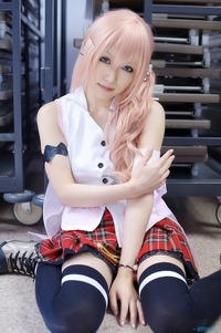 final fantasy 13 serah hentai gallery iori final fantasy serah farron cosplay