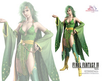 final fantasy 4 rydia hentai rydia wallpaper