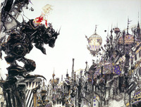 final fantasy 5 hentai dump art amano entertainment was best final fantasy game question