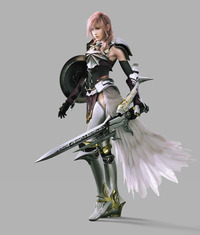final fantasy e hentai media final fantasy xiii lightning high resolution artwork lighting hentai