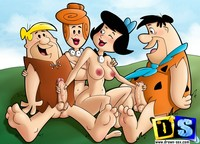 flinstones hentai comics galleries flintstones porn comics drawn