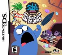 fosters home for imaginary friends hentai fhif foster home imaginary friends imagination invaders nds box art edited camel