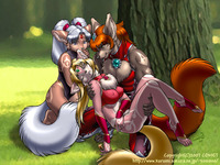 furry hentai comet comets kemono islands furries pictures album