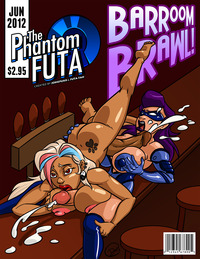 futanari hentai cartoons phantom futa purgy barroom brawl inkasylum hentai where femdom shemale cartoons
