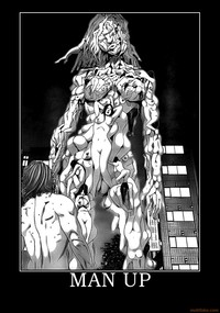 gantz hentai manga demotivational poster man gantz manga anime boob boobs