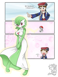 gardevoir hentai flash comish gardevoir choose tiaamaito