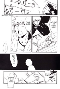 gender bendr hentai page scanlation bleach marshmallow