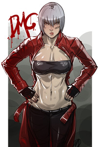 gloria devil may cry hentai dmc dante female ver