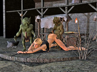 goblin hentai dmonstersex scj galleries hentai porn cartoon kinky goblins playing leading role