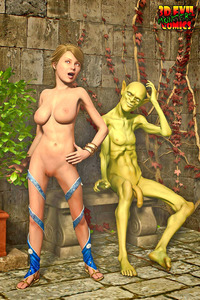 goblin hentai dmonstersex scj galleries girl hentai clit about penetrated some goblin