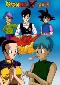 gohan x bulma hentai media bulma porn hentai trunks chichi