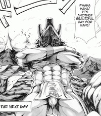 good monster hentai beautiful day rape monster hunters hentai doujin english monhan ero hon volume udon