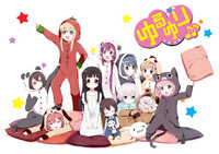 good yuri hentai yuru yuri slumber party ogs newcomers guide