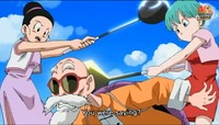 goten and chichi hentai goku his friends return master roshi hit chi bulma chichi hentai trunks goten