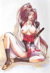 guilty gear i-no hentai baiken breasts guilty gear japanese