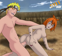 naruto pain hentai media original animal path driggy naruto chikoshudo pain