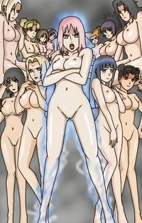 foto bugil anime naruto tsunade sakura hinata ino tenten