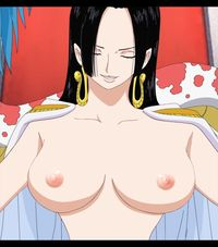 one piece boa hentai media boa sandersonia hentai hancock manga page pictures album one piece tagged