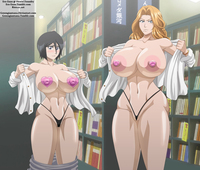 one piece hentai foundry rtenzo photo gallery rangiku rukia page