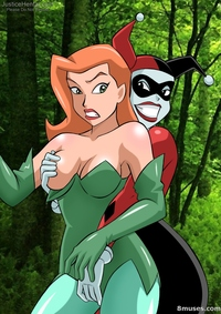 poison ivy hentai data galleries justicehentai comics rogues poison ivy category