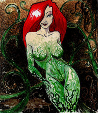 poison ivy hentai pre poison ivy modified faroli morelikethis artists traditional