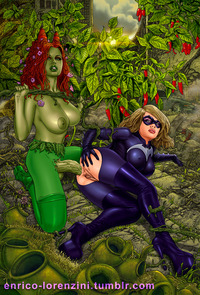 poison ivy hentai batman robin done right lorenzini