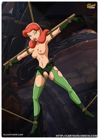poison ivy hentai justiceleague cartoon hentai young justice