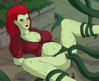poison ivy hentai page