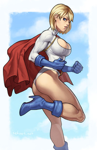 power girl hentai lusciousnet power girl pictures search query ranger page