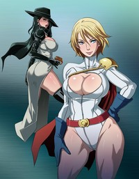 power girl hentai media hentai whore power girl nsfw