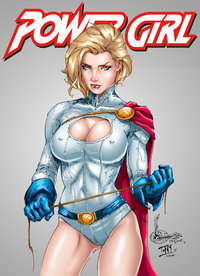 power girl hentai qik powergirl devgear tony
