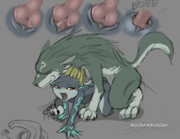 princess midna hentai lusciousnet darknek gami leg hentai pictures album midna twilight princess sorted page