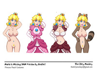 princess peach hentai thedirtymonkey princess peach costumes pictures user