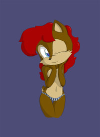 princess sally acorn hentai pre sally before underswag morelikethis artists fanart anthro